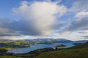 Clouds over Akaroa Harbour