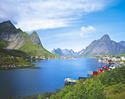 Reine,Lofoten Islands, Norway