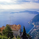 Cap Ferrat from Eze Village
